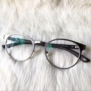 6d5bafb3ce45 RFLKT Accessories - RFLKT Eye Glasses Outline Matte Silver Wood